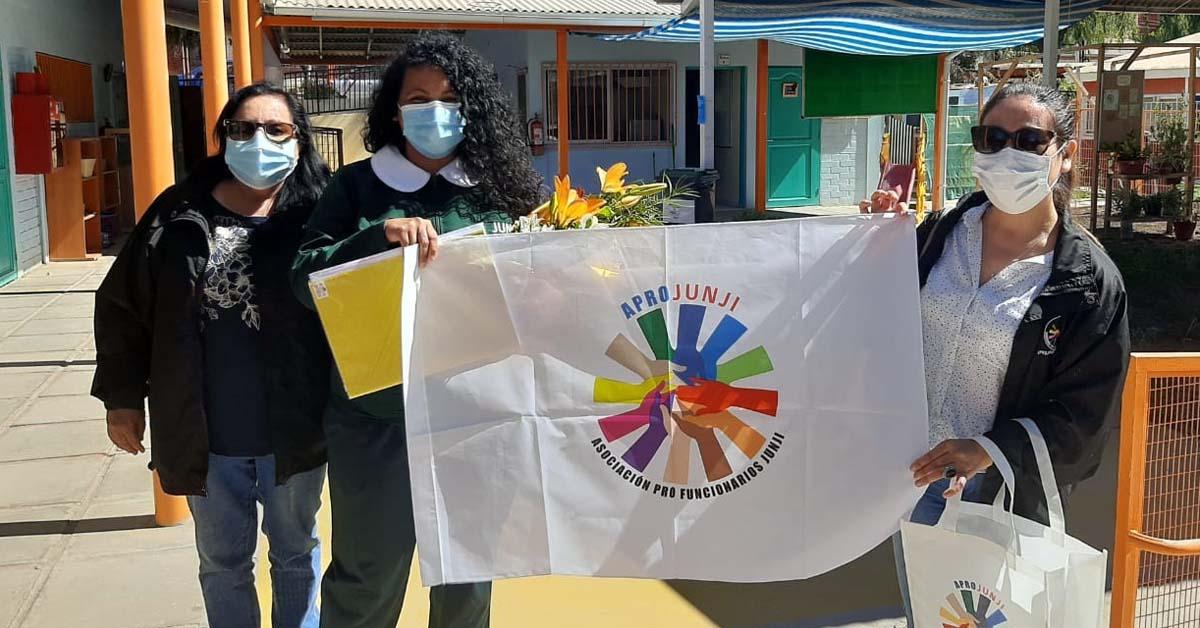 Aprojunji Coquimbo visitó jardines en Monte Patria