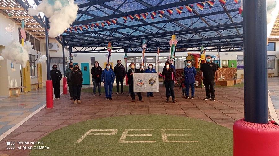 Directorio Nacional se reunió con asociados/as en Antofagasta